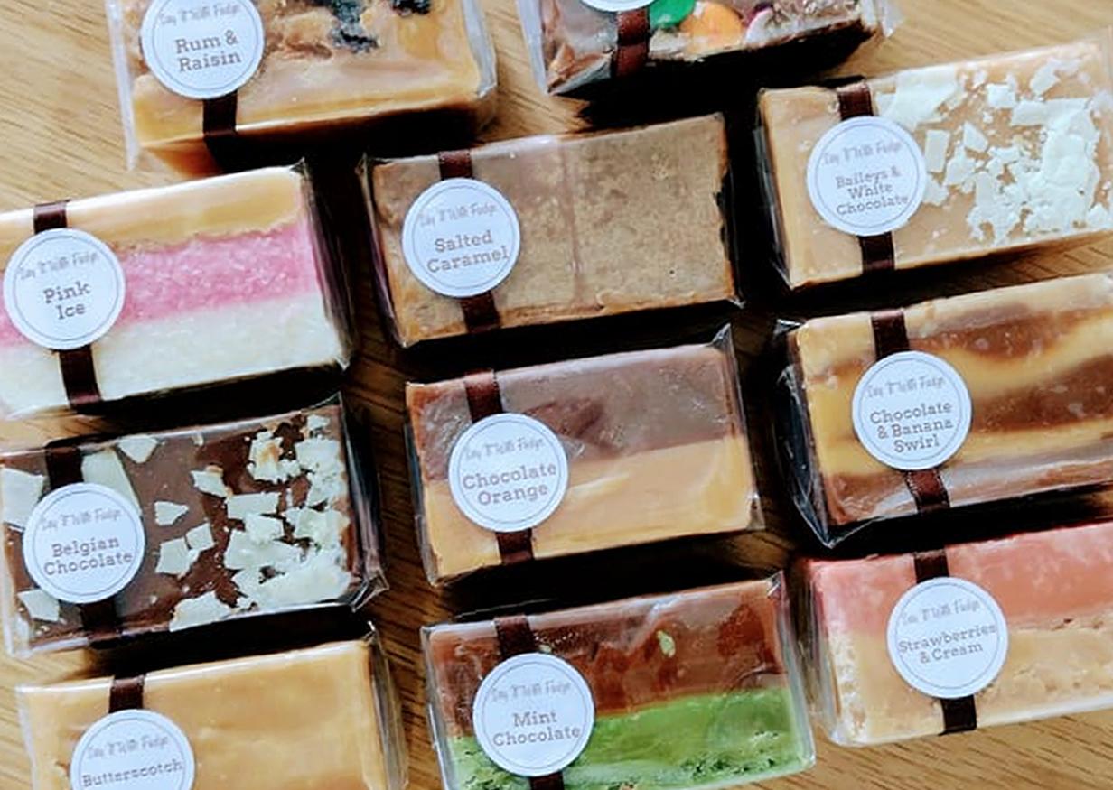 fudge flavours